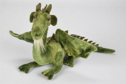 Drache (grün)