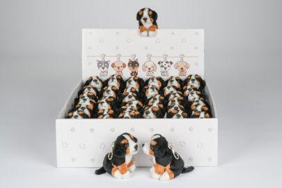Berner Sennenhund Schlüsselanhänger