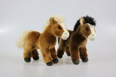 Pferd(Draht im Bein)