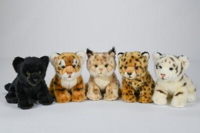 Tiger,Panther,Luchs,Gepard