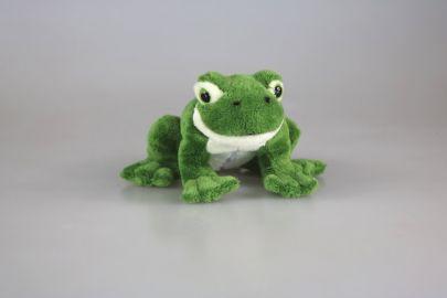 Frosch mit Stimme